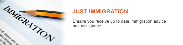 Just Immigration - Ensure you receive up to date immigration advice and assistance. Just Legal Group