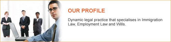 Dynamic legal practice that specialises in Immigration Law, Employment Law and Wills. - Just Legal Group