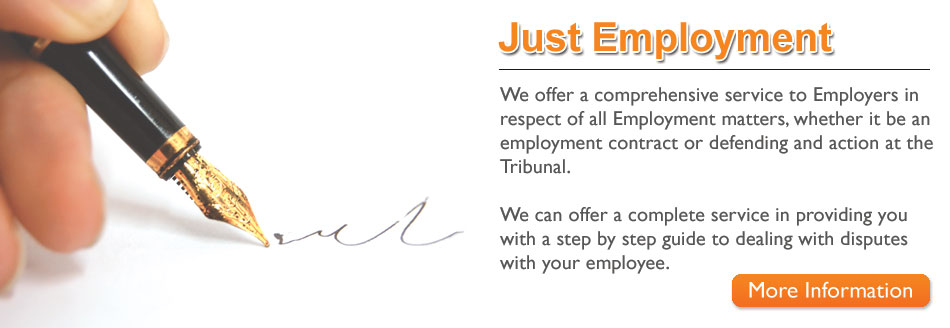 Just Employment - Just Legal Group